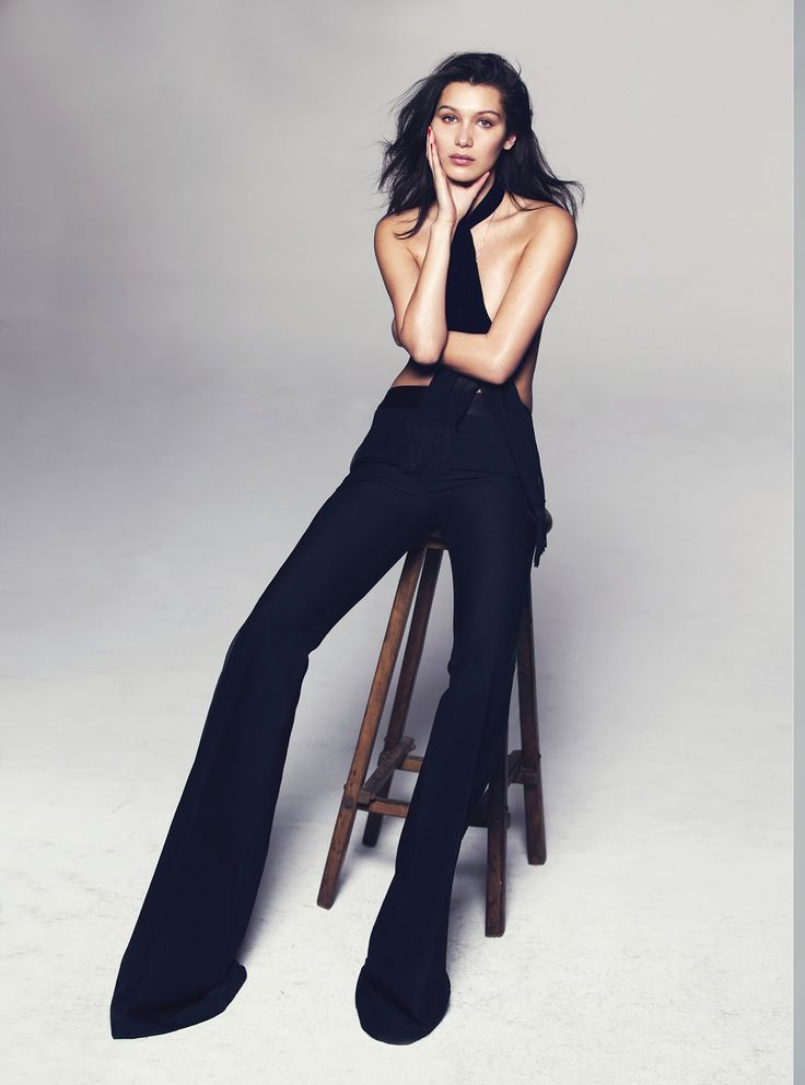 Gigi Hadid for Topshop Fall 2015 Ad Campaign