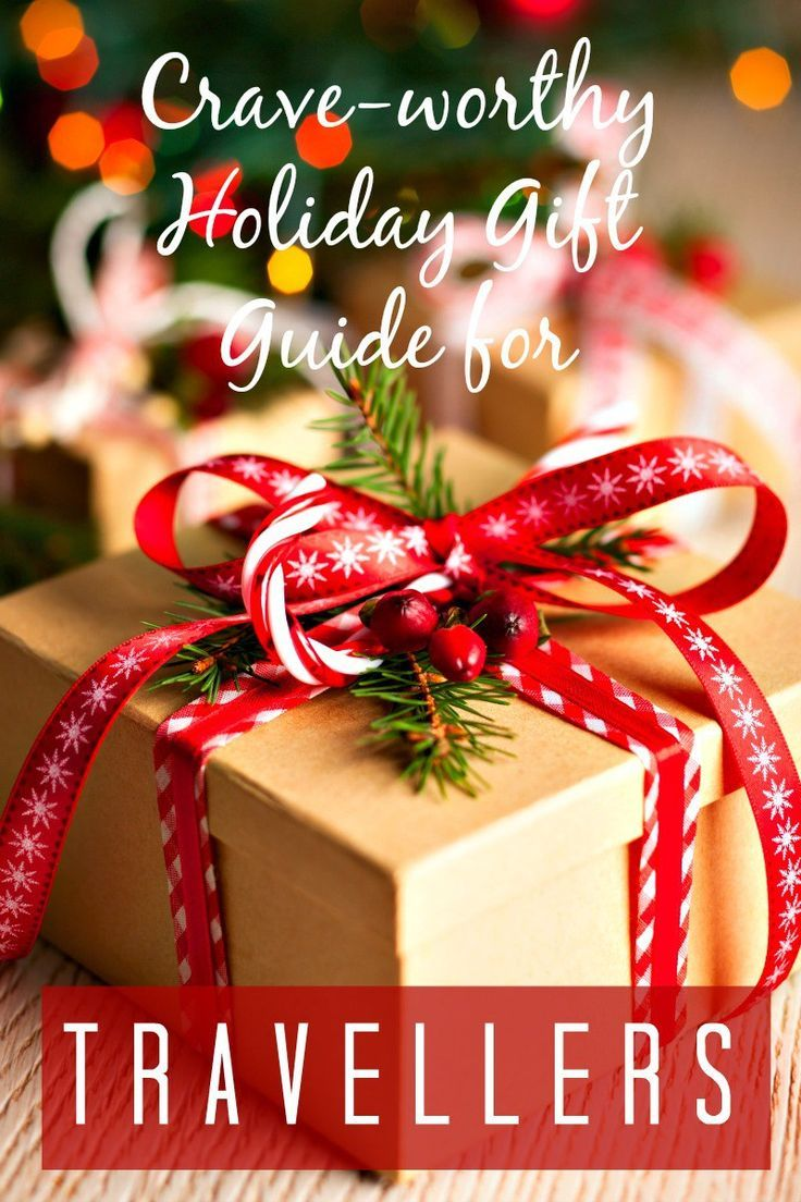 A crave-worthy holiday gift guide for the travellers in your life. Unique and curated gift ideas from around the world. | christmas | gift guide