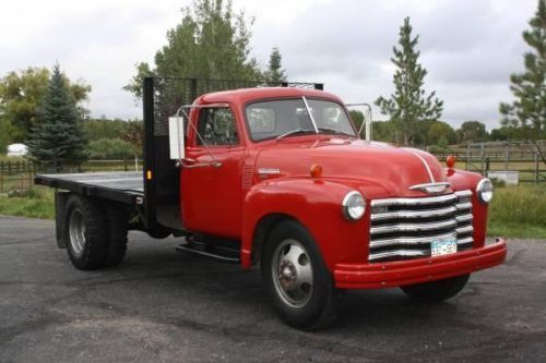 1950 Chevy 6400 Truck For Sale Co 20 000 Trucks For Sale