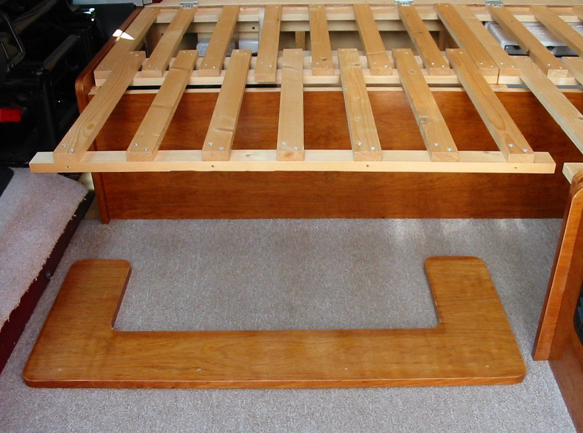 Pull Out Leg Fixing Rv Sofa Bed Rv Sofas Campervan Bed