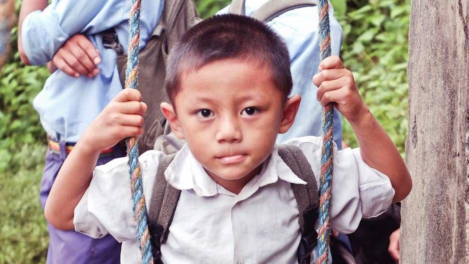 Gefährlichsten Schulwege Der Welt