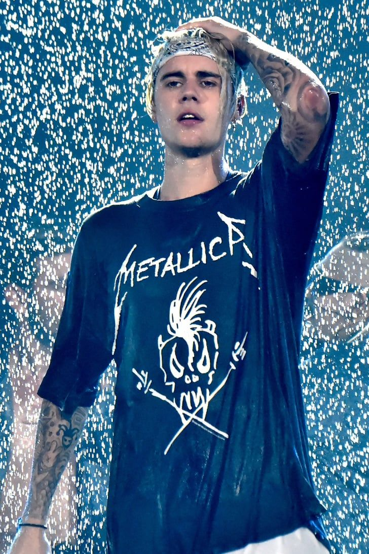 A Guide to Justin Bieber's Tattoos So You Can Stop