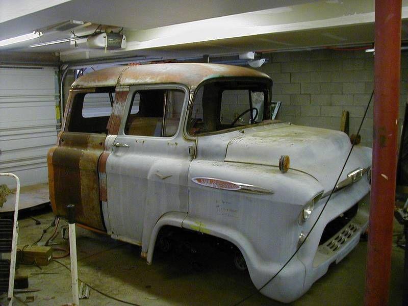 Big Bertha Build Thread X2 The 1947 Present Chevrolet Gmc Truck Message Board Network Chevy Apache Tonka Truck Classic Chevy Trucks