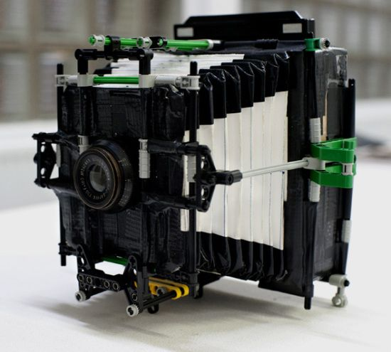 Lego & Duct Tape View Camera