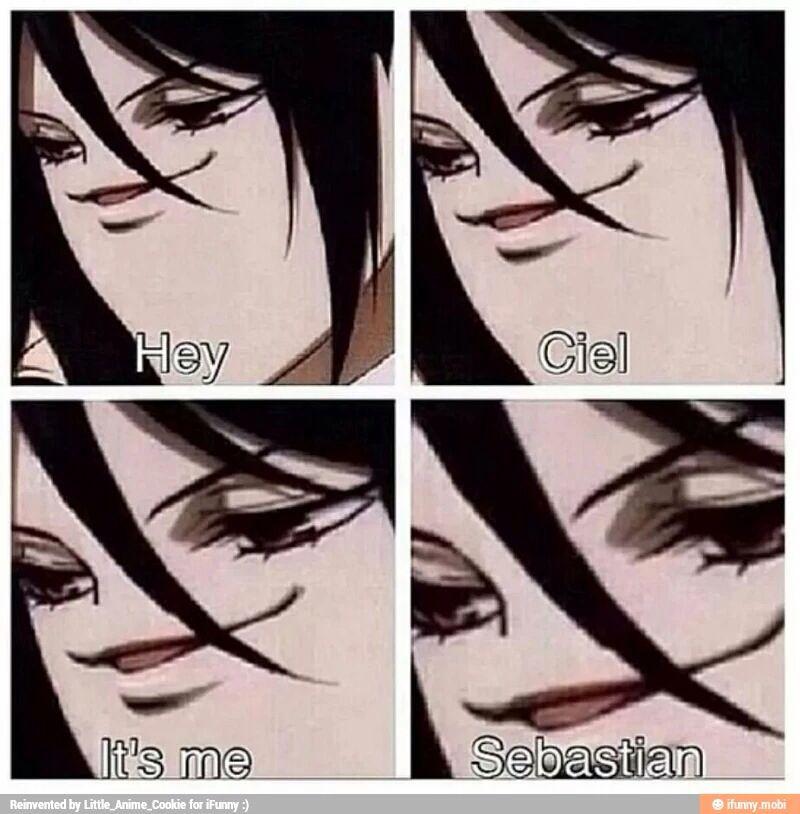Oh nein Sebastian was haben sie mit dir gemacht