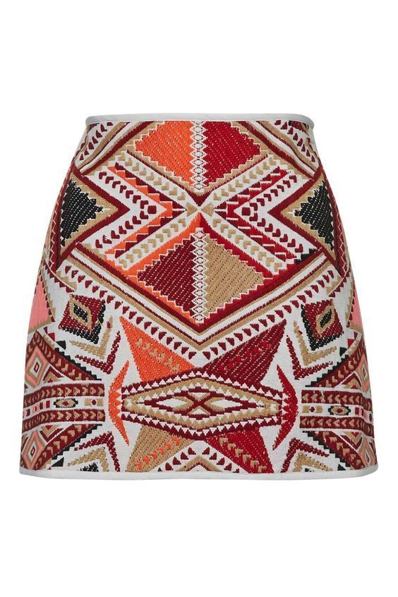 Tapestry Skirt is now available at Pasaboho