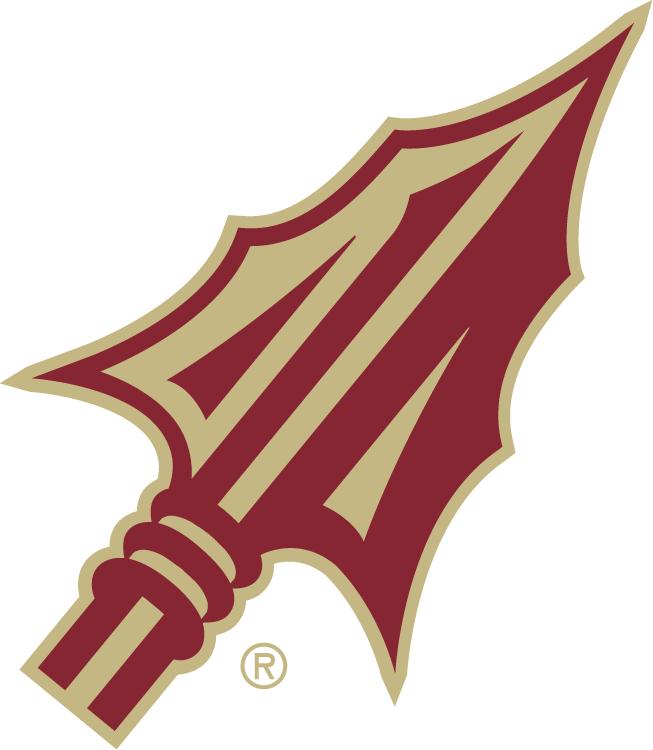 Florida State Seminoles Football Floor Mat: Florida State Seminoles Alternate Logo (2014) -