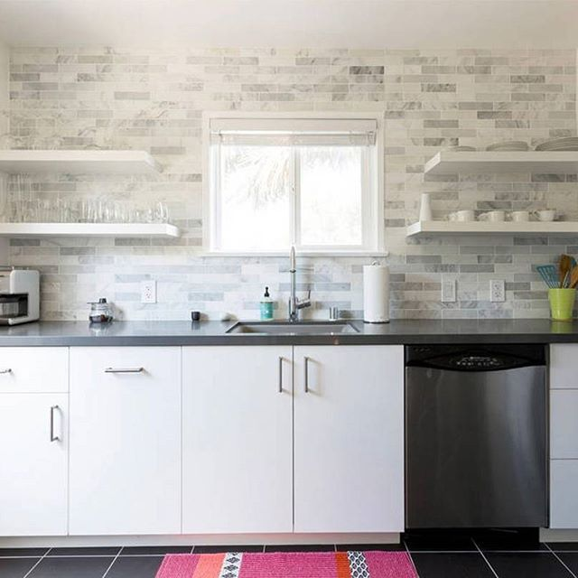 Even The Smallest Kitchens Can Pack Big Designs! Nicole Fay Design Creates  A Show