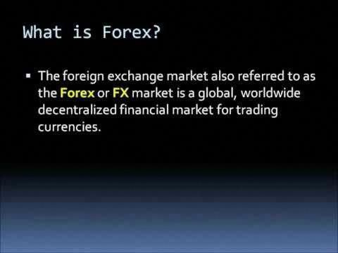 Forex Introduction Online Currency Trading Fx Learn To Trade