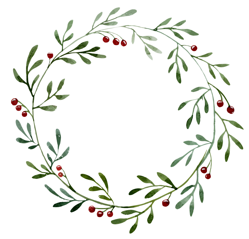 Christmas Wreath Drawing 1242 1191 Transprent Png Free Download Christmas Decoration Floral Wreaths Illustration Christmas Wreath Illustration Wreath Drawing