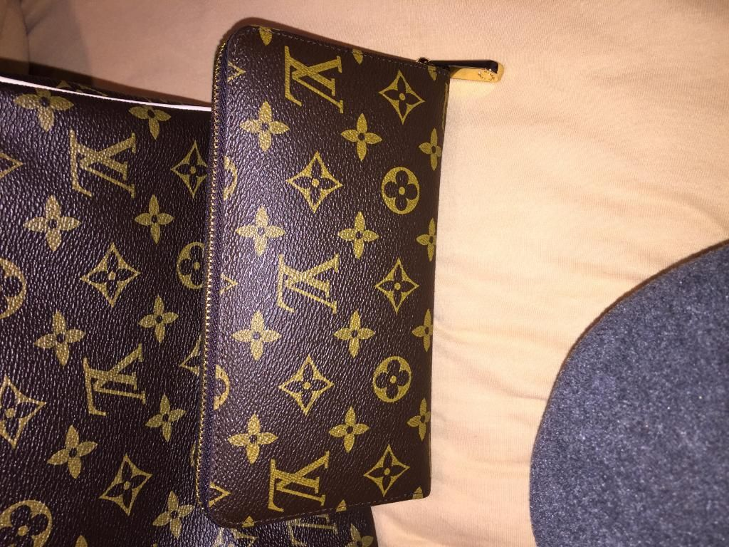 3198bab1811eb Louis Vuitton Monogram Zippy Wallet Fake Lv Bags