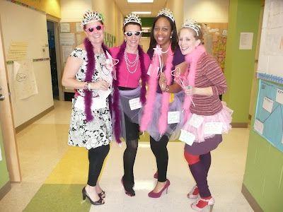 fancy nancy halloween costume for a teacher this blog has great ideas too - Fancy Nancy Halloween