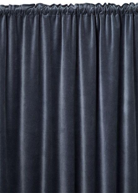 Paolo Vorhang Faltenband Dunkles Anthrazitgrau Paolo Vorhange Collections Linum Dunkle Vorhange Vorhange Anthrazit Grau