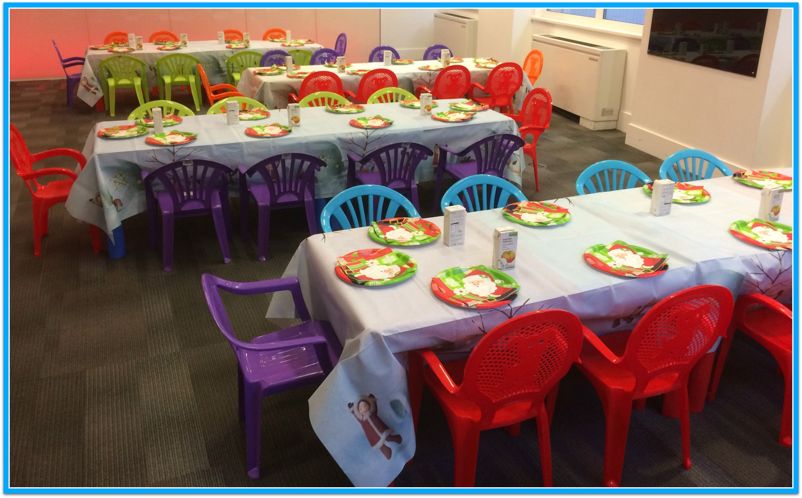 Kids Table And Chairs For Hire Children S Parties Events Kids