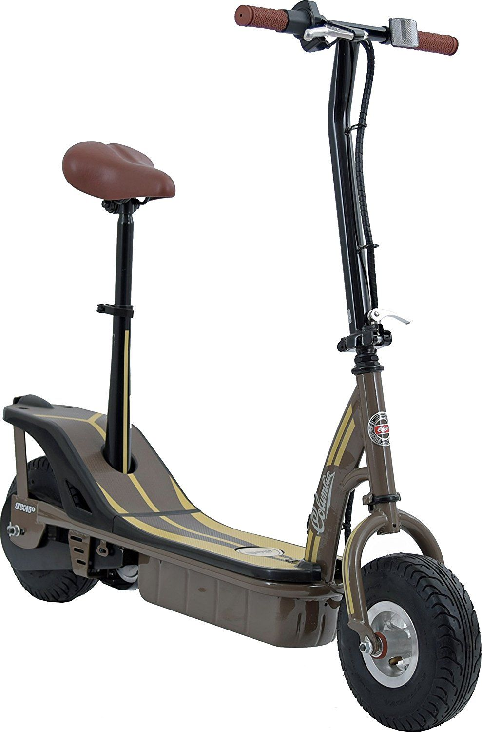 Columbia TX450 Seated Electric Scooter