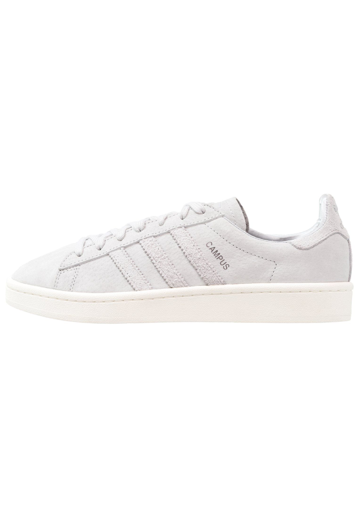 adidas Originals CAMPUS - EXCLUSIVE - Tenisówki i Trampki - grey two/ offwhite/silver