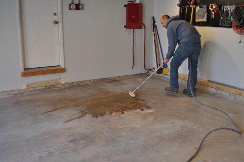 Epoxy Concrete Floor Coating Quikrete