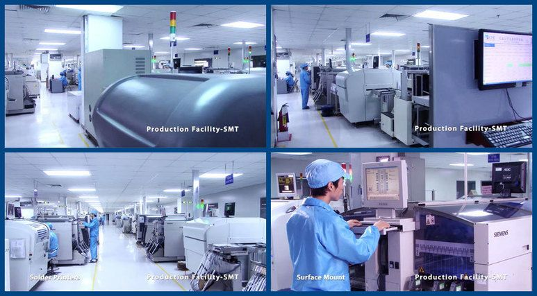 Manufacturing Service / Pcb Assembly_pcb assembly, china pcb smt