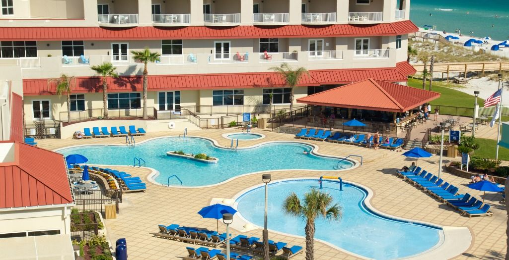 Hilton Pensacola Beach Gulf Front Hiltons Where I Want To Stay Pinterest And Hotels