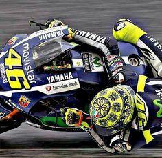 Rossi test sepang 2015