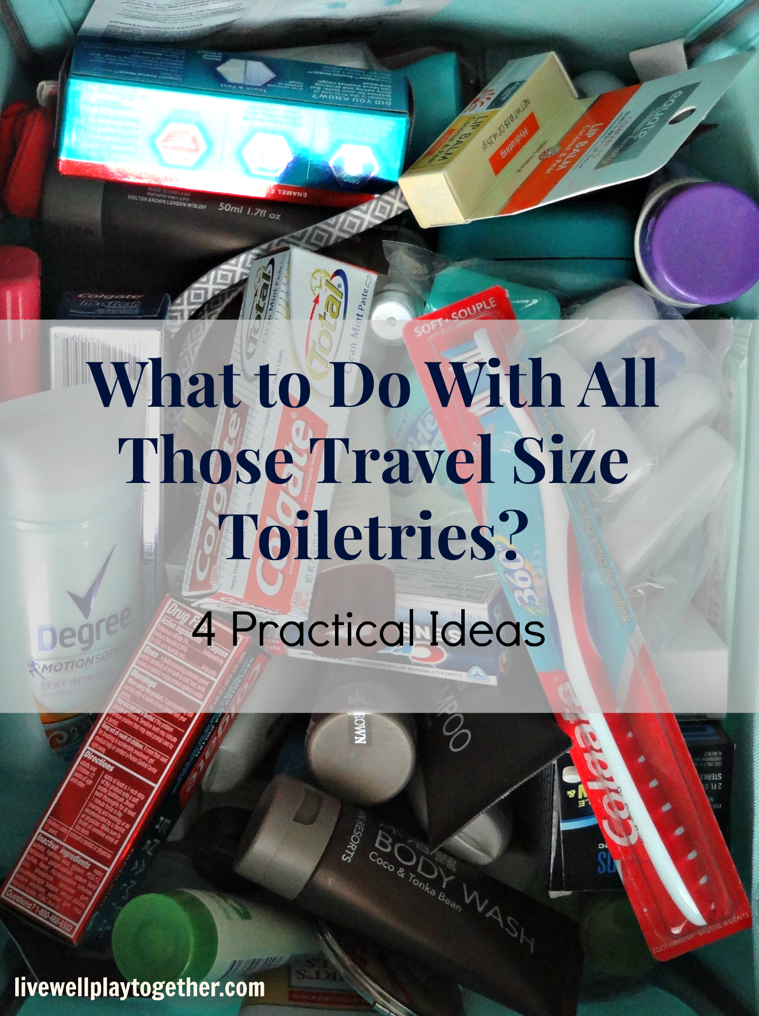 Travel Size Toiletries Travel Size Products Travel Size Toiletries Hotel Toiletries