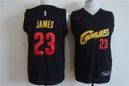 d950af16493 reduced mens cleveland cavaliers lebron james black adidas pride swingman  jersey 8edbf ddcdc