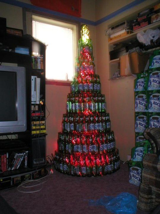 rolling rock christmas tree - Rolling Rock Christmas Tree Rolling Rock... My Go Too Pinterest