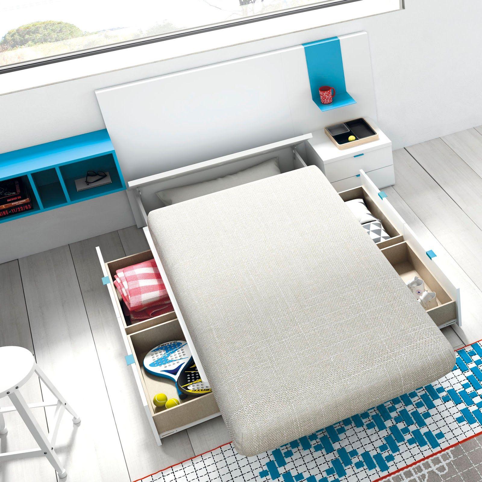 Dormitorios Juveniles E Infantiles Tegar Mobel Camas Tipo Tatami  # Muebles Tegarmobel