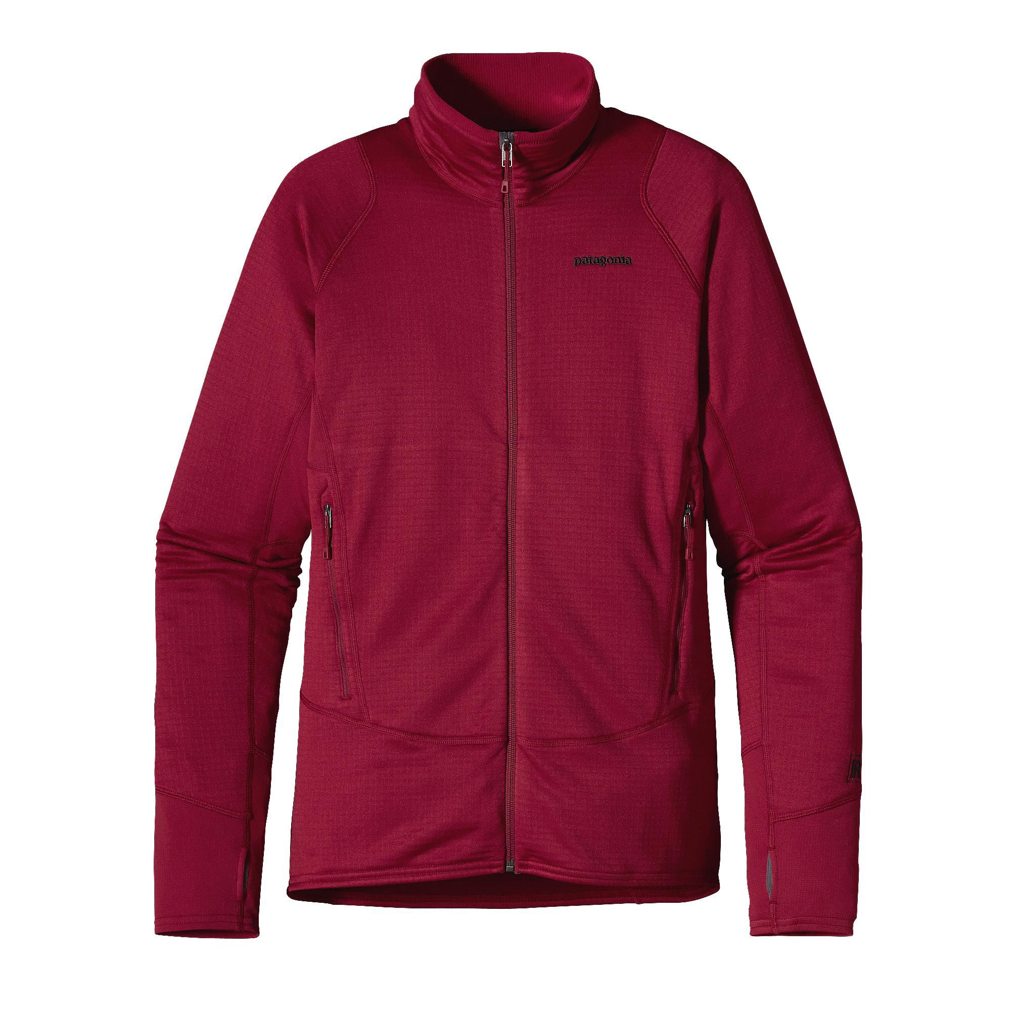2013 Patagonia Men's R1 FullZip Fleece Jacket (40127417