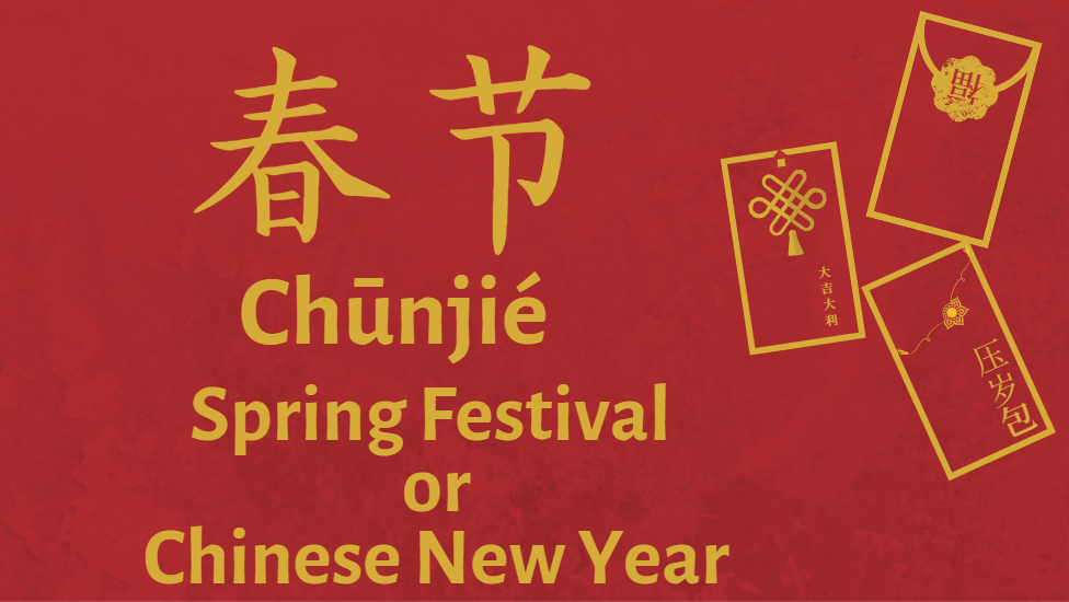 Chinese New Year Chinese Culture Chinese Learn Mandarin