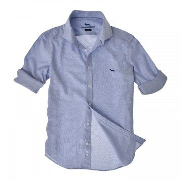 SHIRT IN WOVEN COTTON