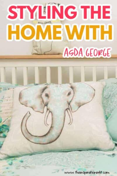 Make your bedroom more comfortable with these fantastic Decor and Style ideas from Asda George. We've got several options and suggestions you can consider in redecorating your favorite place in your home. #homestyle #homeinterior #asda #asdageorge #homedecor #homestyleideas #homedecorideas #bedroom #bedroomstyle #bedroomideas