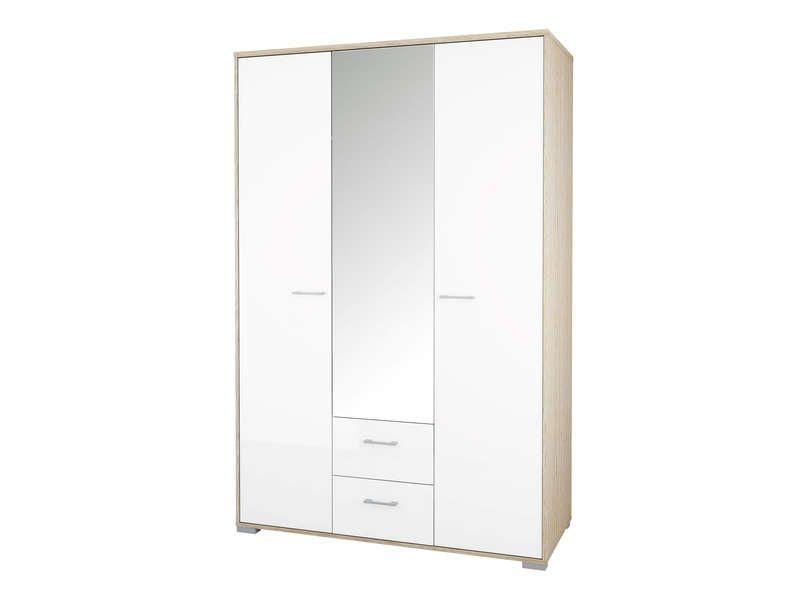 Armoire Conforama promo armoire pas cher, Armoire HOMELINE Coloris - armoire ikea porte coulissante