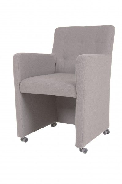 Casa Padrino Designer Esszimmer Stuhl Sessel Modef 319 Grau