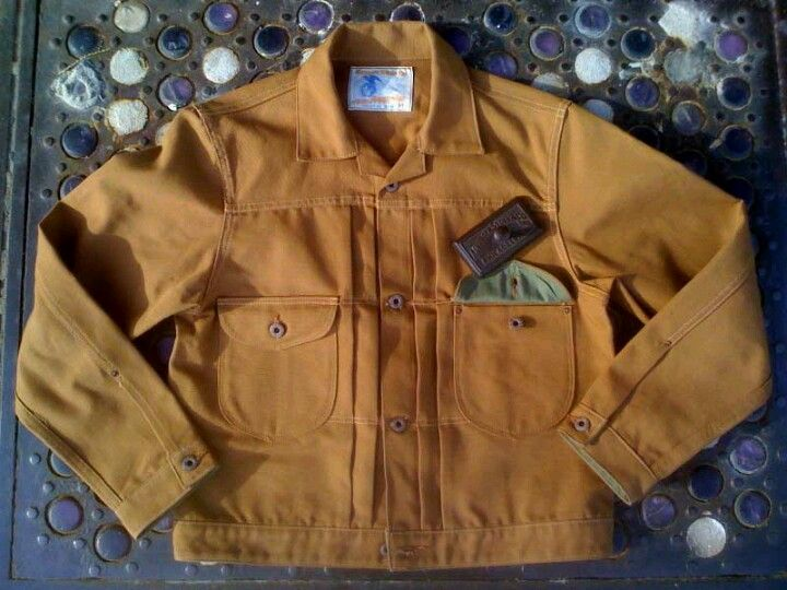 Rising Sun Jeans Duck Ranch Hand Jacket My Style