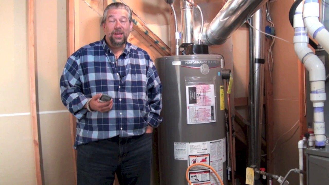 Installing a new rheem water heater is a great