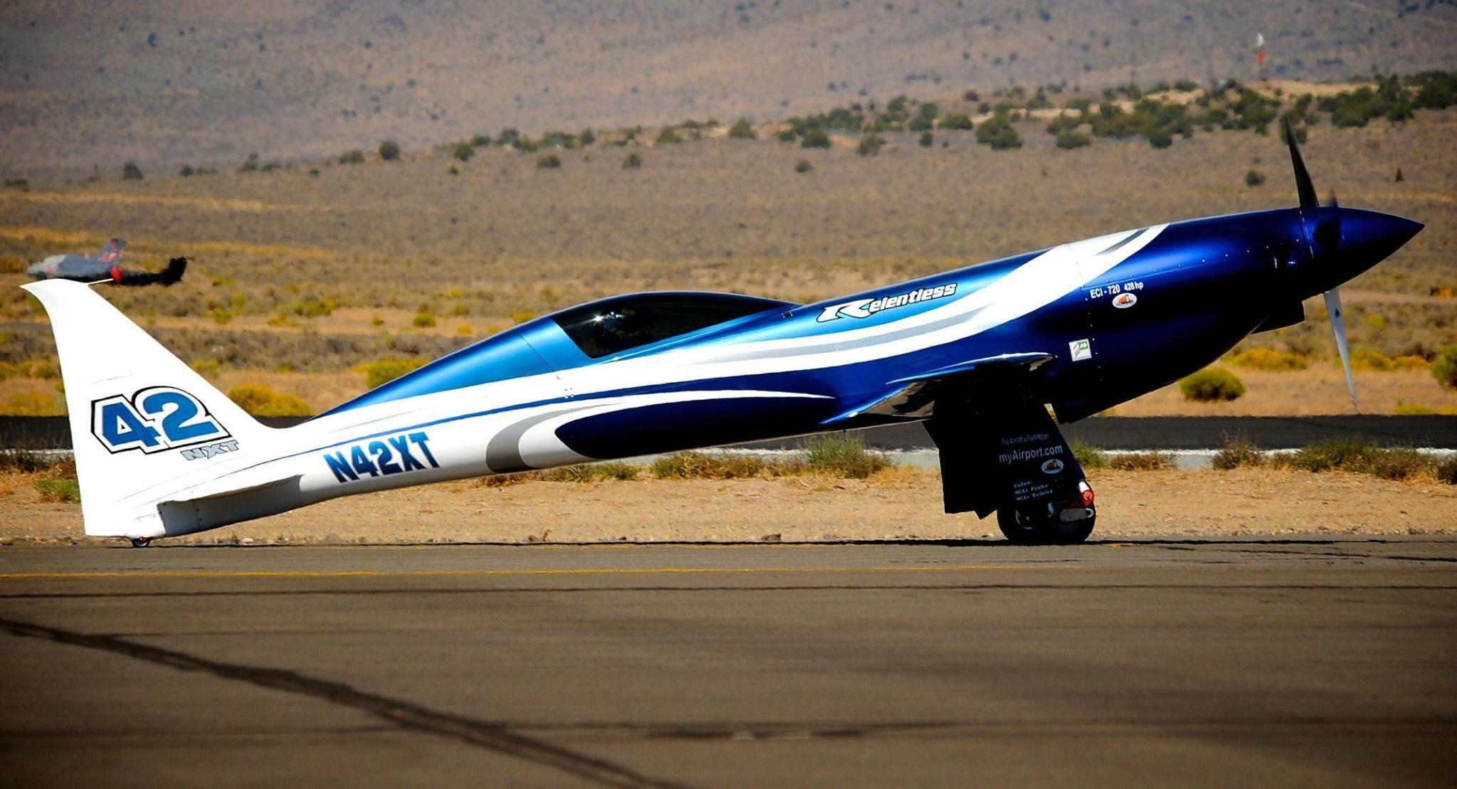 Nemesis Reno air races, Air race, Kit planes