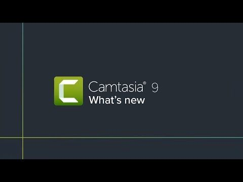 Camtasia 9 What's New YouTube Pro version, Video