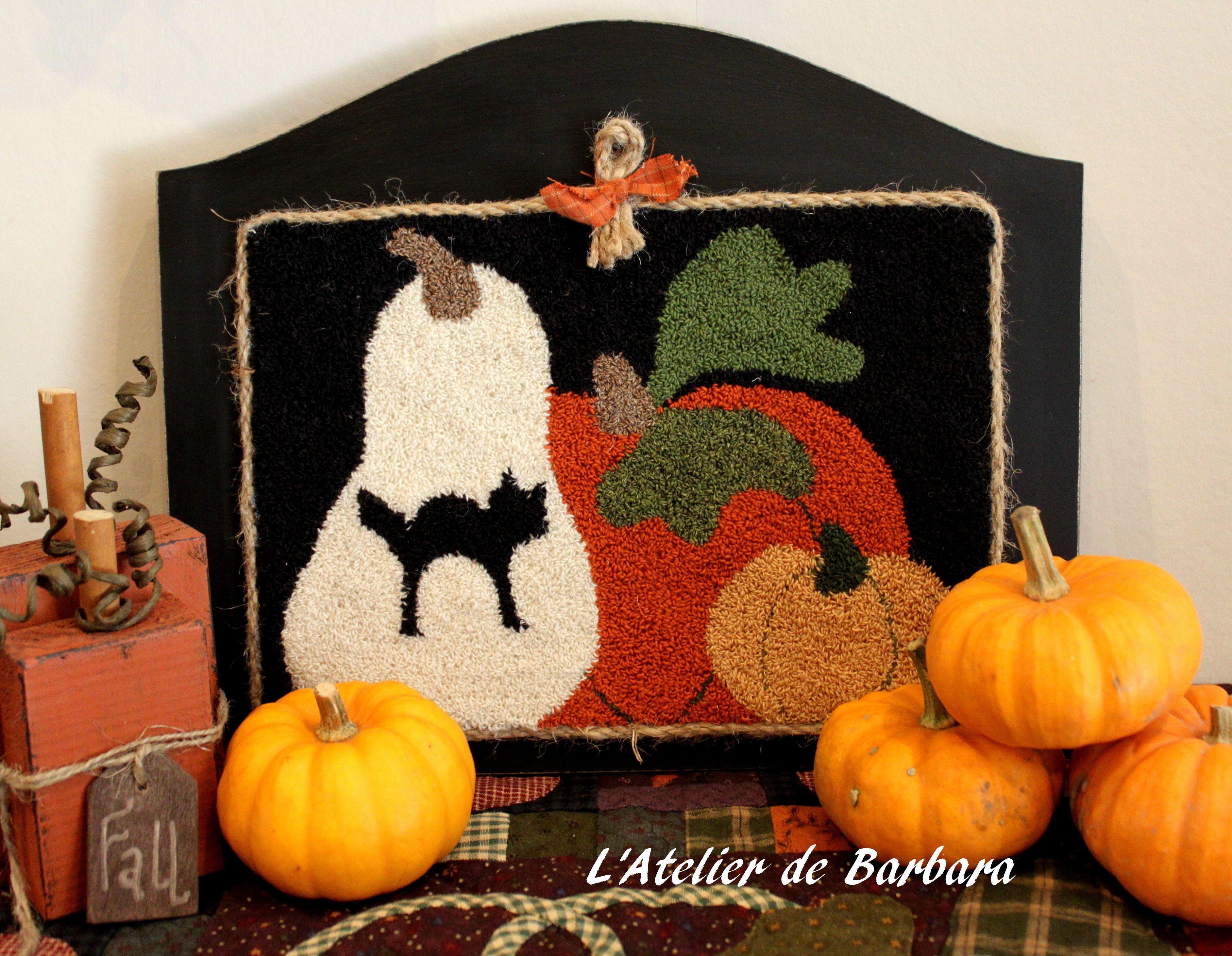 Free d'Halloween . Modéle en Pdf à télécharger gratuitement sur le site