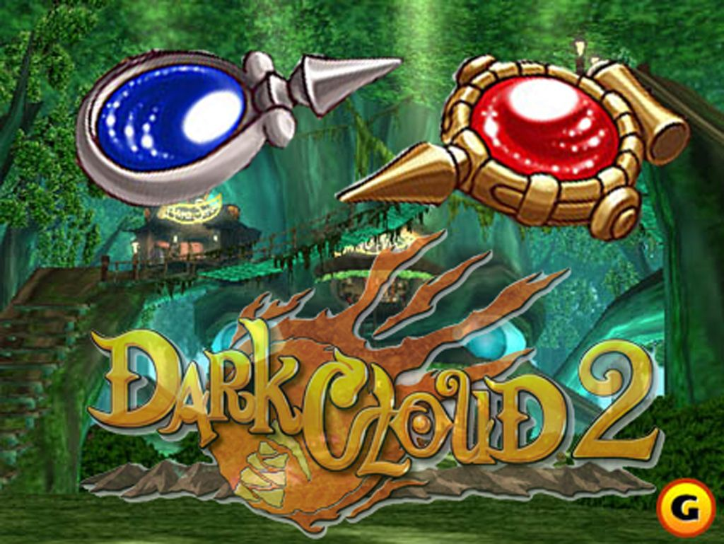 Dark Cloud 2... AWESOME RPG! Dark clouds, Dark chronicle