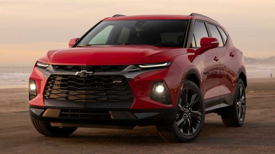 2020 Chevrolet Blazer Rs Pros And Cons In 2020 Chevrolet Blazer Chevrolet Blazer