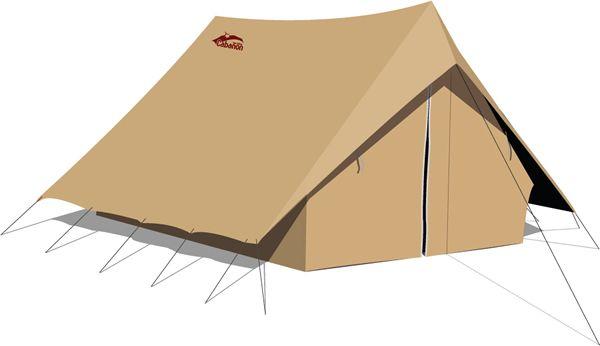 minecraft toile de tente
