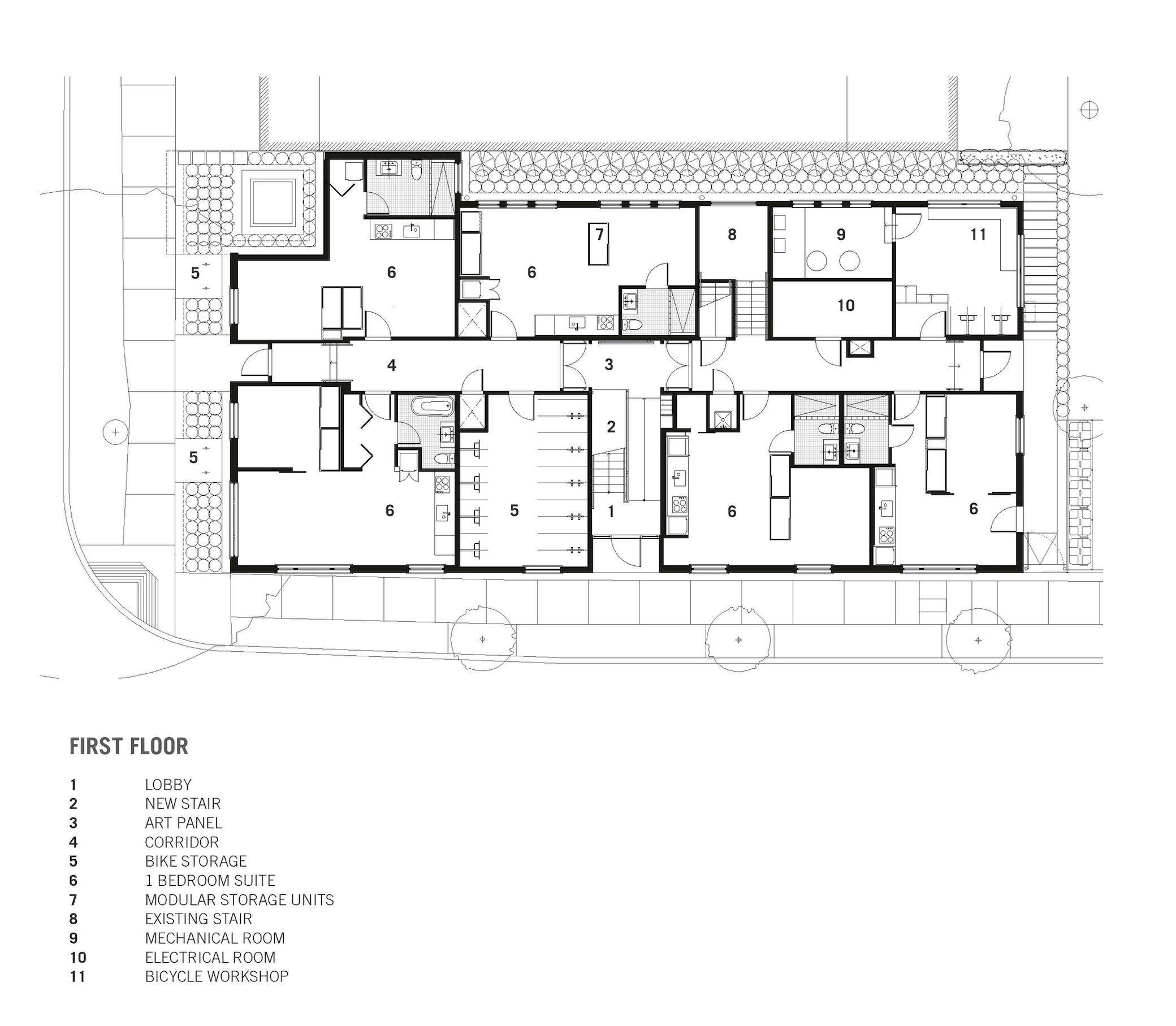 Cambie Apartments Haeccity Studio Architecture Arch2o Com Studios Architecture Architecture Wood Architecture