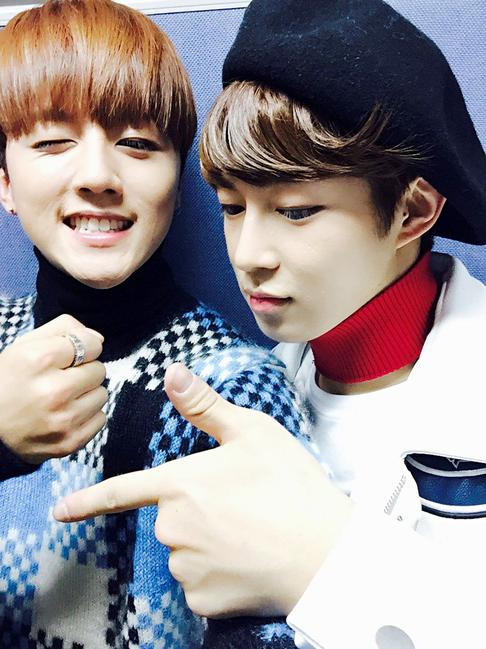 Youngbin and Dawon