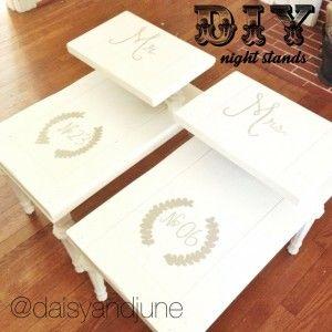 Night Stands - daisy & june