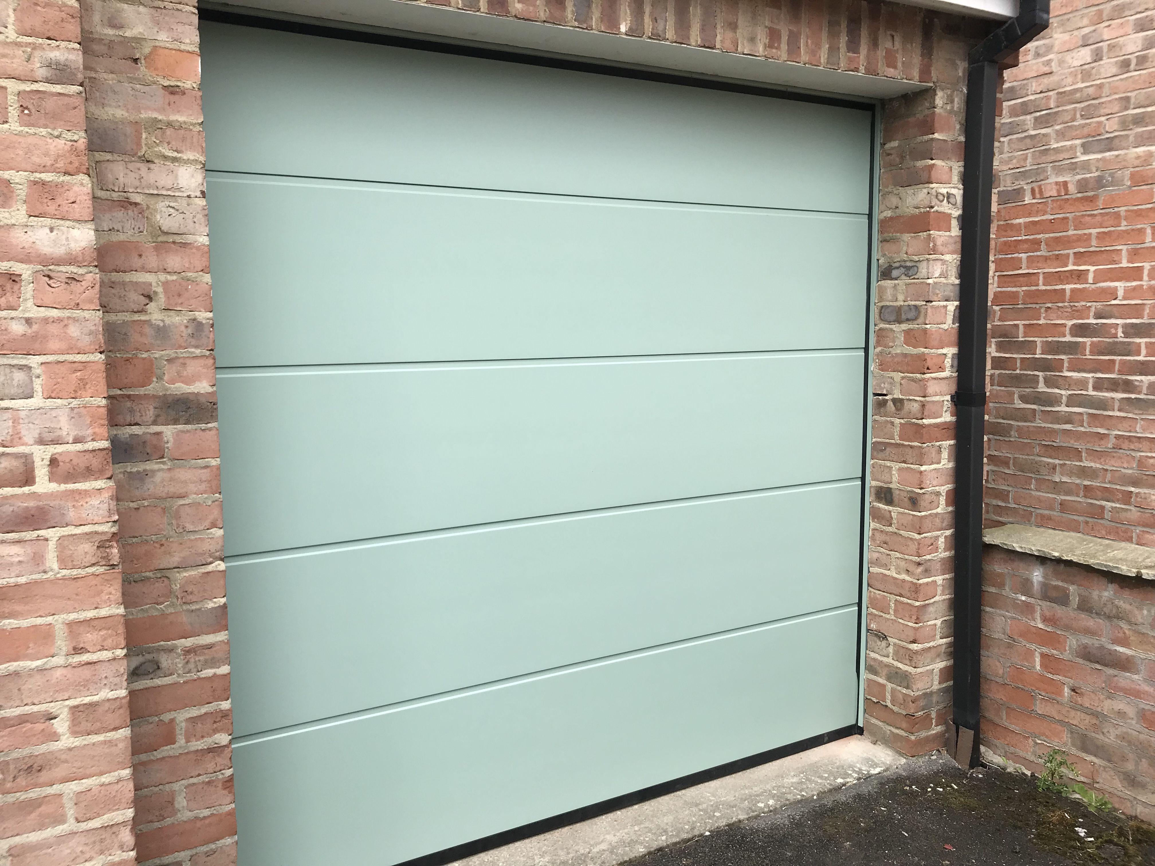 Chartwell Green Garage Door Garage Doors Garage Door Styles Garage Door Installation