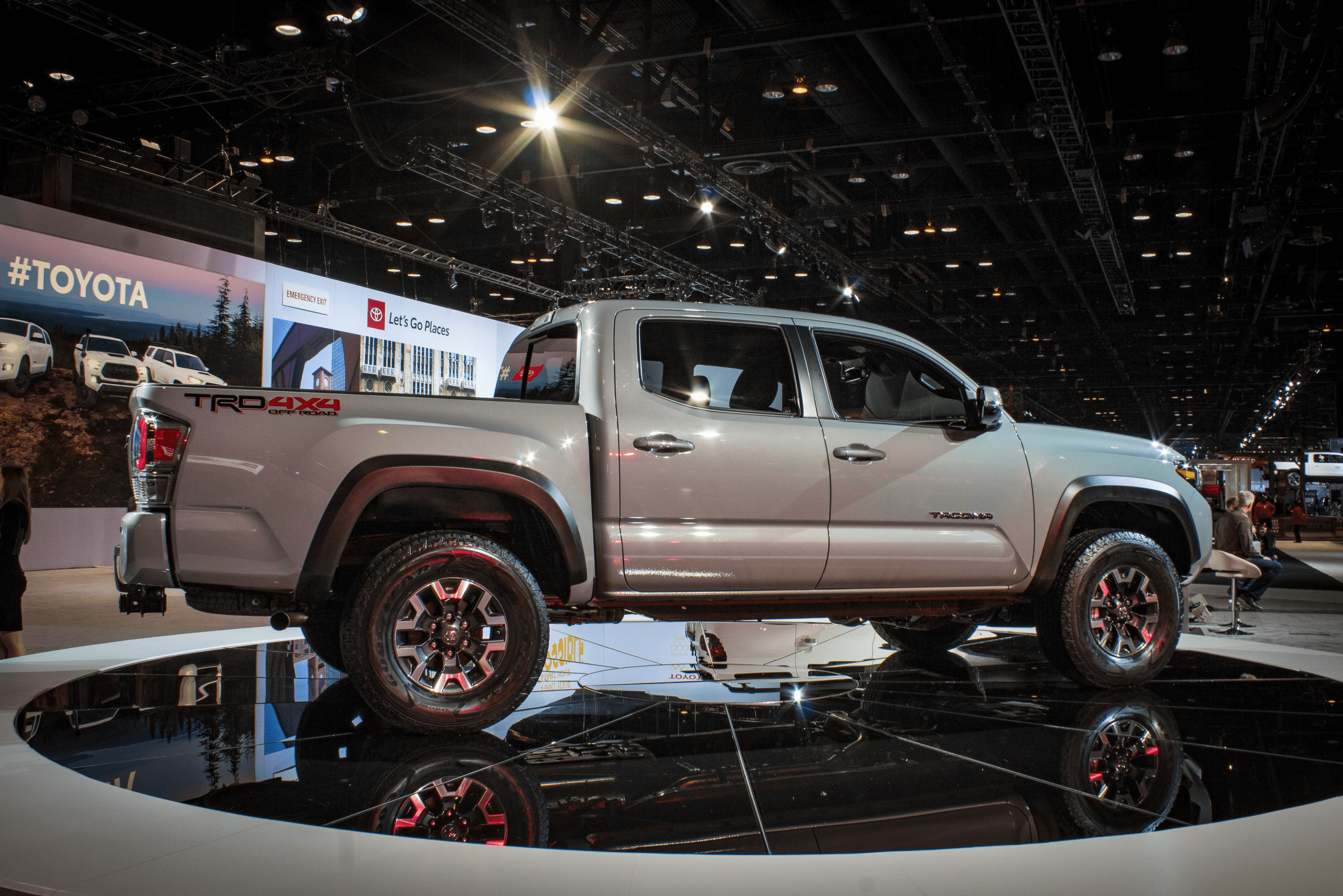 2021 Toyota Tacoma Diesel Overview
