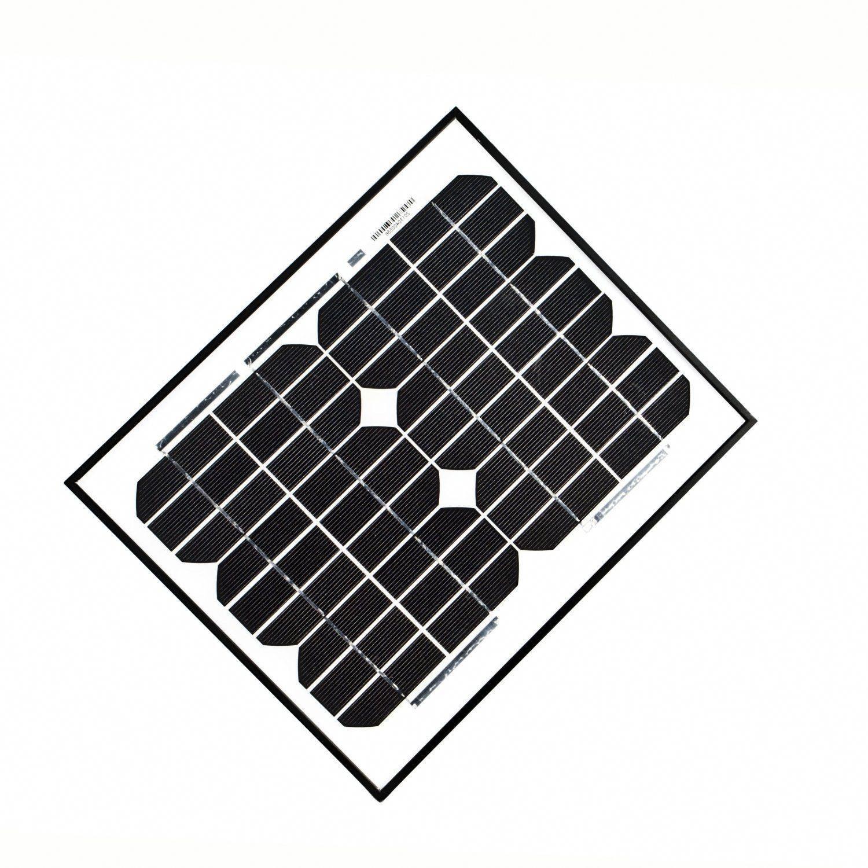 Aleko Sp10w12v Ape 10w 12v 10 Watt Monocrystalline Solar Panel Just 22 99 Solarpanels Solarenerg Solar Power Panels Monocrystalline Solar Panels Solar Panels