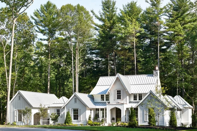 2020 Southern Living Idea House A Dreamy Blue Ridge Mountain Hideaway Southern Living Homes Southern Living House Plans House