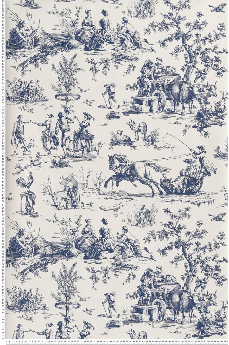 toile fabric hunting scene Pesquisa Google Toile